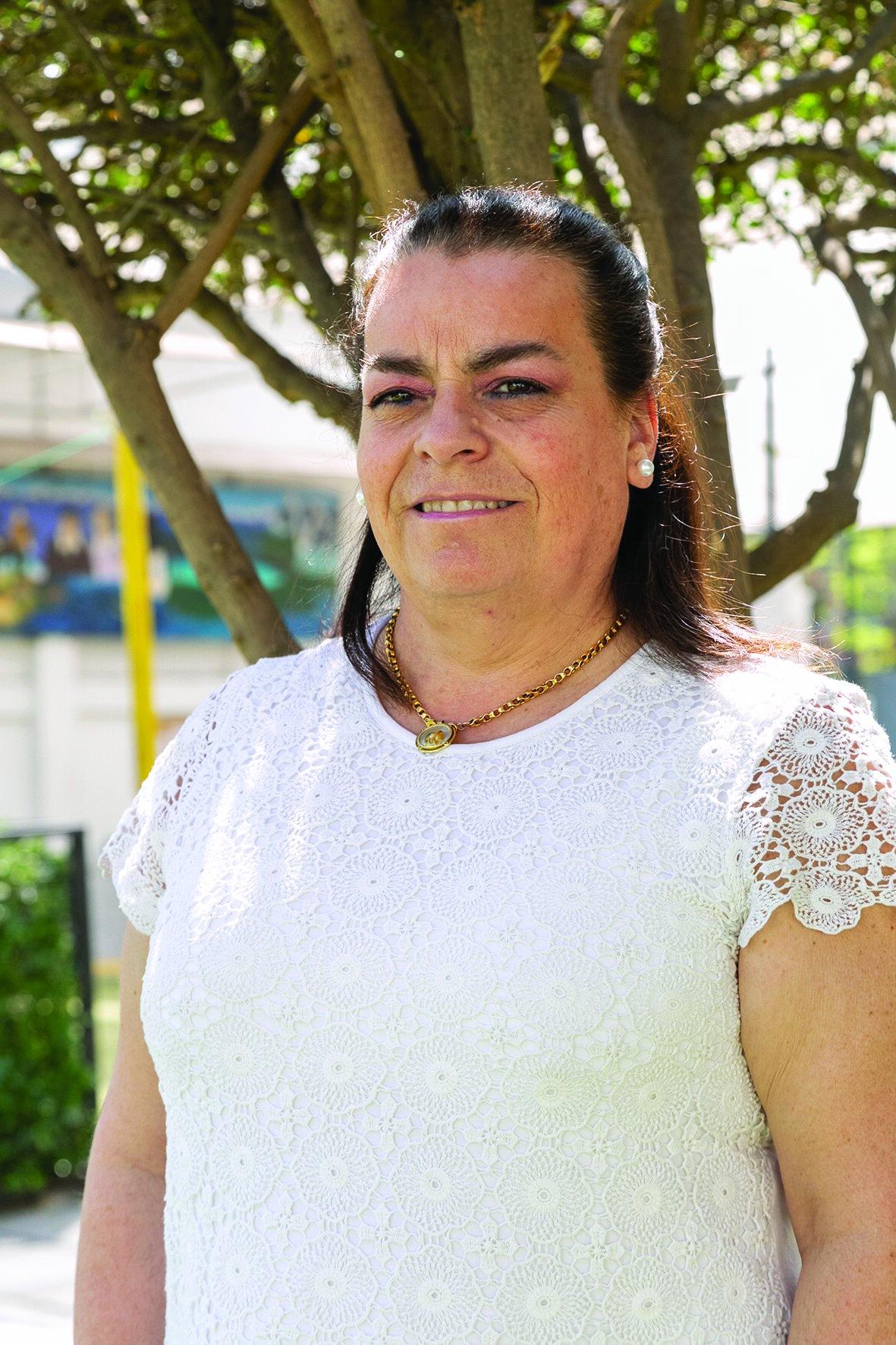 Pamela Trebilcock