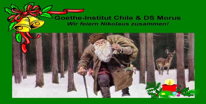 Nikolaus Goethe Institut Chile