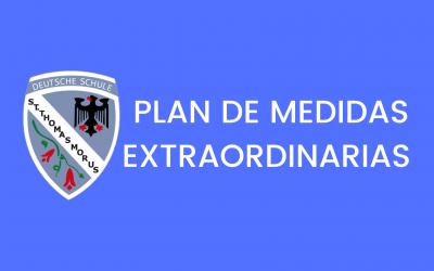 Plan de medidas Extraordinarias
