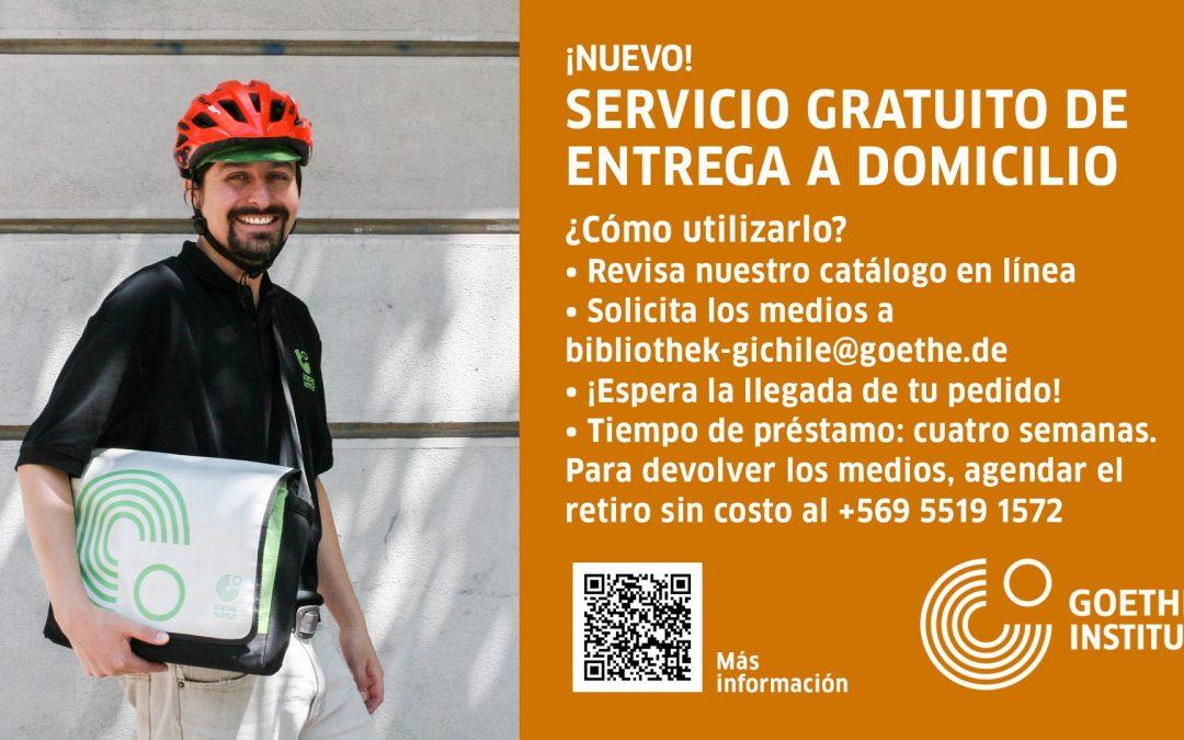 Services aus der Bibliothek GI Chile