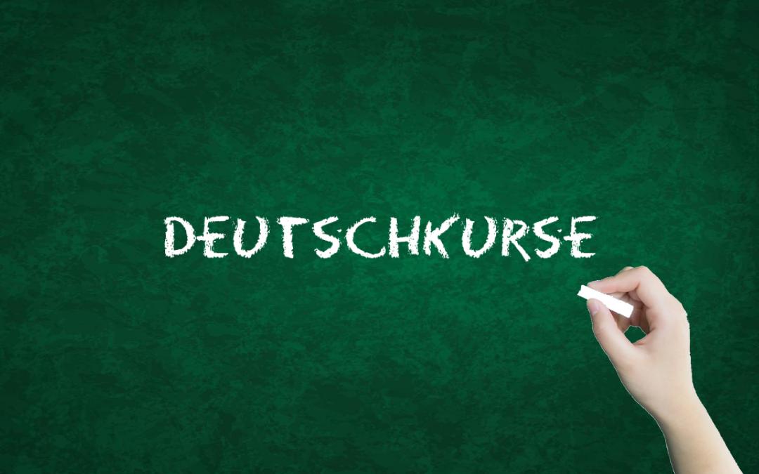Deutschkurse/ cursos de alemán