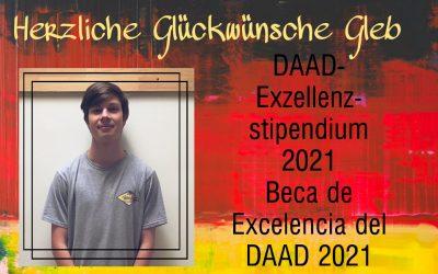 DAAD- Stipendium/ Beca de Excelencia DAAD