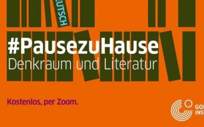 Einladung: #pausezuhause2021