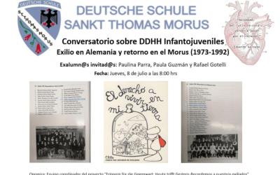 Conversatorio entre Exalumnos y alumnos de IIº y IIIº Medio